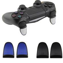 R2 L2 Trigger Buttons Extenders para Playstation PS4 Pro Slim Controller Dual Triggers Anexos Alongados para PS4