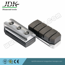 Ydf-2 Metal Bond Diamond Fickert Diamond Brick for Granite Grinding