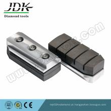 Ydf-2 metal Bond diamante Fickert diamante tijolo para moagem de granito