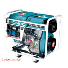 Gerador diesel refrigerado a ar 3kw 178f do ar aberto de Bn3800dce