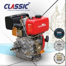 CLASSIC CHINA 186FA 10HP Einzelzylinder Vierhubluftgekühlter Dieselmotor für Wasserpumpe