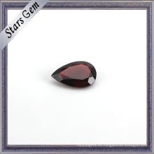 Piedra preciosa del granate semi precioso natural para la joyería de la manera