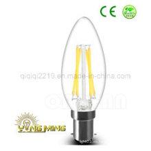 C35 B15 3.5W Dim Bombilla de filamento LED