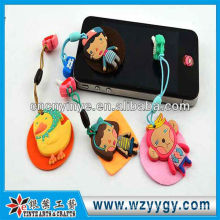 New custom cute rubber dust cap for screw from factory