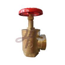 Fabricant de valve de tuyau d'hydrant d'incendie de laiton d'OEM Casting