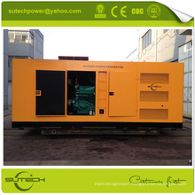 High quality 1200Kva silent diesel generator powered by Cummins KTA50-G3 engine