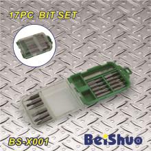 Peças de automóvel magnético Precision Phillips Screwdriver Bit Set