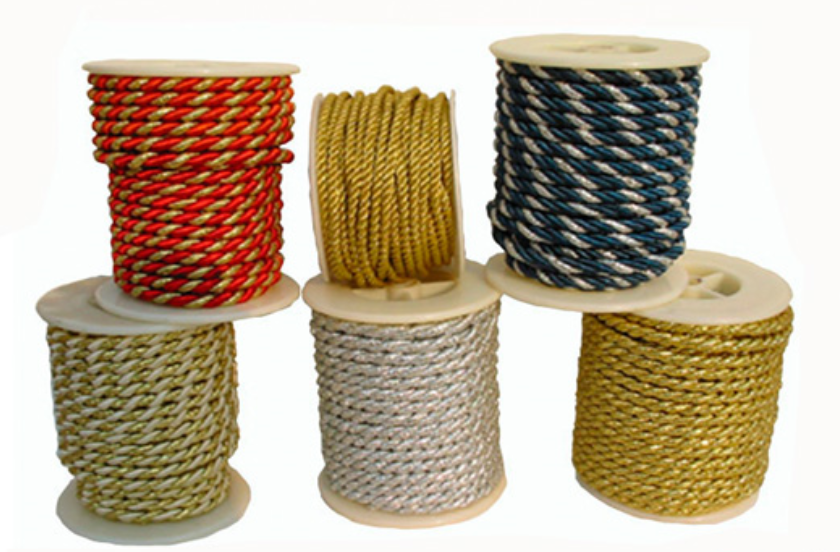 new arrival nylon braided twisted cord