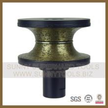 Roues profilées au diamant Roues à profiler D80mm-Sunnytools