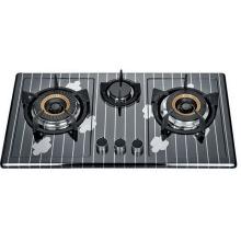 Cuisinière à gaz trois brûleurs (SZ-LX-244)