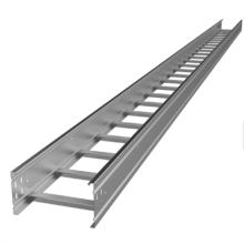 Bandeja de cabo de liga de alumínio tipo bandeja e entroncamento