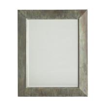 Античный Зеленый Готового Прямоугольника С Металлическим Каркасом Промышленные Настенное Зеркало