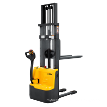 Xilin 1200kg 2646lbs stacker forklift electric pallet stacker