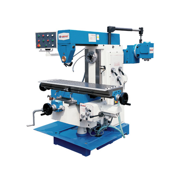 8 x 36 vertical milling machine