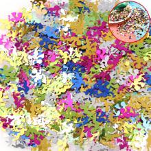 Kleiner Stern Konfetti, Glitter Stern