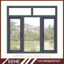 Bom preço bangladesh janela janela de alumínio personalizado