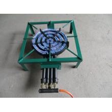 Sgb-10 4rings Ollas a presión de hierro fundido
