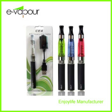 650mAh 900mAh 1100mAh EGO CE4 Blister Kit, EGO CE4 Starter Kit für Ecigs