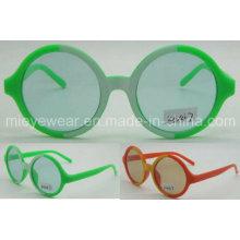 Fashion Plastic Kids Sunglasses (KS147)