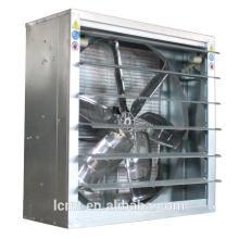 Ventilateur de refroidissement spécial pour le système de contrôle d'anneau de production de volaille.
