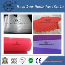 Fabricant en Chine 100% Tissu non tissé en polypropylène Recycle Shopping Bags