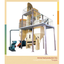 Feed Production Machine or Line for Producing Poultry Feed