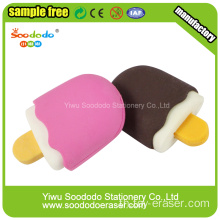2.1 * 1.2 * 4cm 3D Popsicle Shaped Eraser