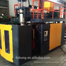 Ningbo fuhong CE China fornecedor plástico hdpe pp garrafa 20 jerry can extrusão sopro moldagem moldagem maquinaria preço fabricante