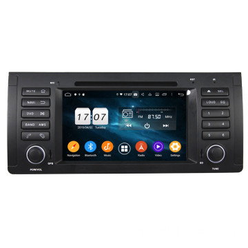 oem oem car Multimedia player for E53 X5 1999-2005