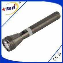 CREE LED potente antorcha recargable de aluminio