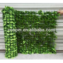 3m*1m artificial green fence artificial grass fence