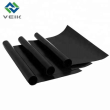 Black 0.2mm Thickness Hot Selling BBQ Grill Mat