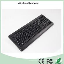 Ultra Slim Wireless Computer Tastatur