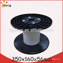 custom plastic bobbin for cable wire packing