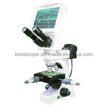 Betscope BLM-600AM Digital LCD Metallurgical Measuring Microscope