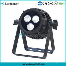 3 * 14W Rgbawuv 6in1 DMX preiswerte LED-PAR-Dosen für Bühne
