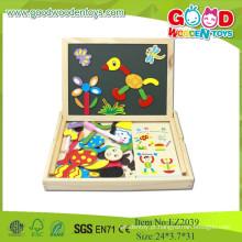 Professional Yiwu Factory Baord Box Com Padrões Magnetic Board Box