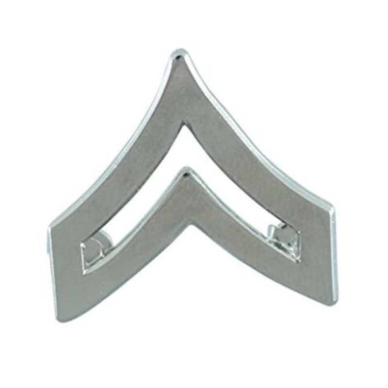 Army Collar Emblem Badge