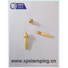 Les pièces en laiton en laiton de haute qualité ajustent le pivot
