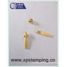high quality brass hardware parts adjust pivot