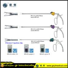 Hochwertiger laparoskopischer Clip-Applikator mit CE-Zertifikat