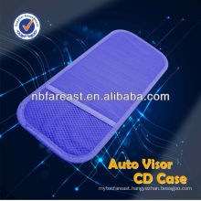 nylon Auto Visor CD Case