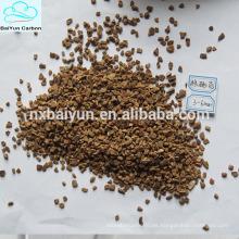 Filtración de agua / abarsive / pulido de cáscara de nuez seca