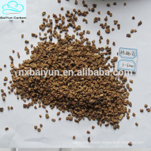 Water filtration/abarsive/polishing dry walnut shell
