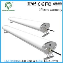 60W 1500mm LED Tri-Proof Light 5FT con carcasa de aluminio
