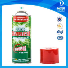 Heat Resistant Metal Removable Remove Super Spray Glue From Plastic