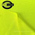 Tissu ottoman tricoté 97% polyester, 3% spandex pour la vente de vêtements de travail en Chine
