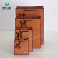 Promotional Eco-Friendly Fashion Paper Gift Bag for Clothing Carrier Gift Bag