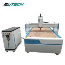 Máquina fresadora de madera tallado mdf cambiador de herramientas automático