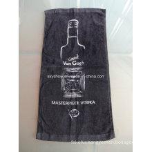 Velour Printed Bar Towel (SST3012)